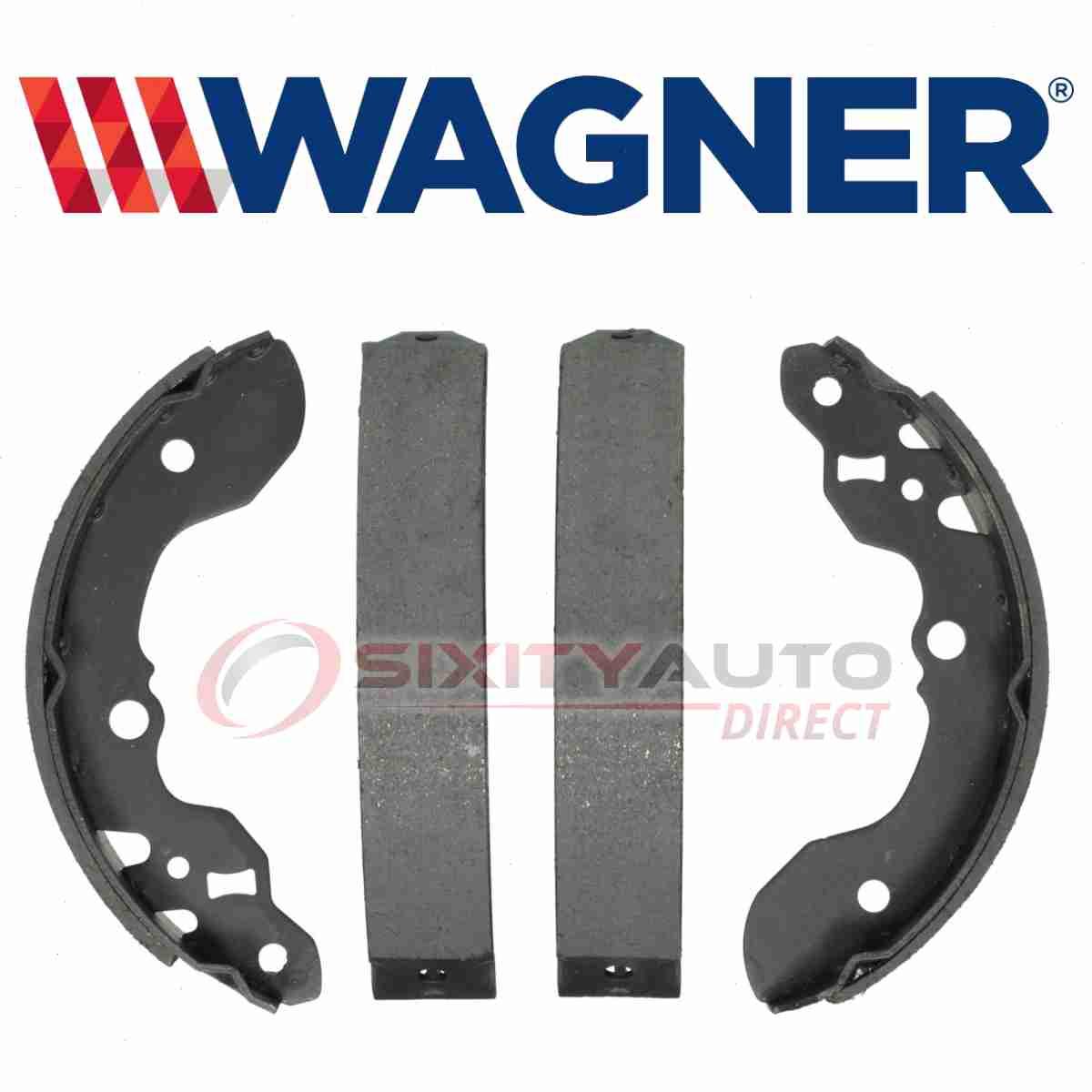 Wagner Brake Z641 Drum Brake Shoe Braking Stopping Wheel Tire Rm Ebay