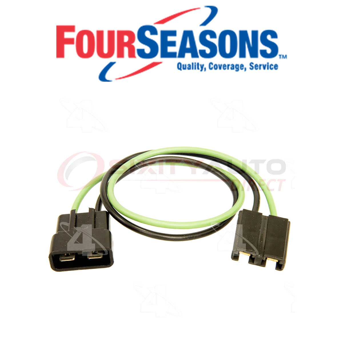 [DIAGRAM_0HG]  Four Seasons A/C Compressor Wiring Harness Adapter for 1965-1966 Oldsmobile  nv | eBay | Four Wire Harness Adapter |  | eBay