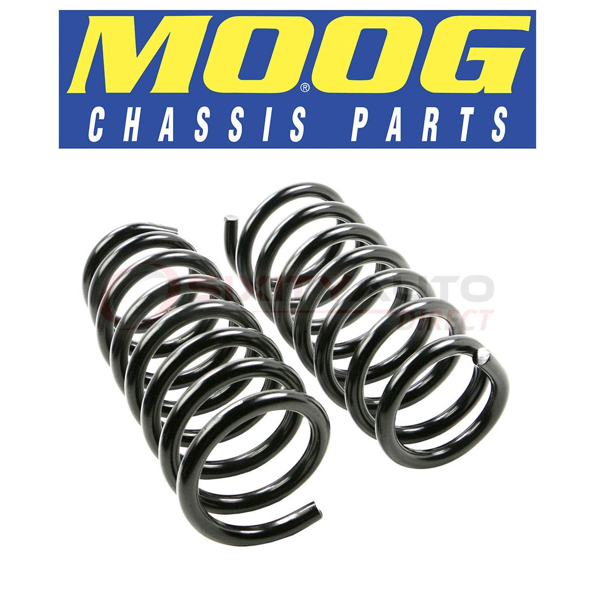 Suspension lp Moog Coil Spring Set for 2009-2011 Honda Pilot 3.5L V6