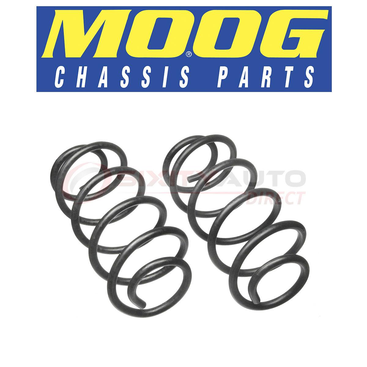 Moog Coil Spring Set For 2006