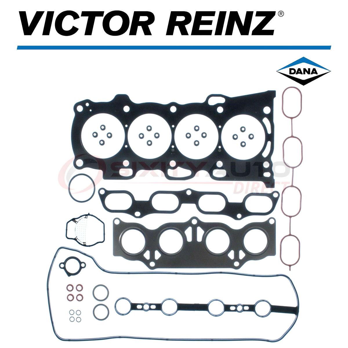 uy Victor Reinz Cylinder Head Gasket Set for 1985-1995 Toyota 4Runner 2.4L L4