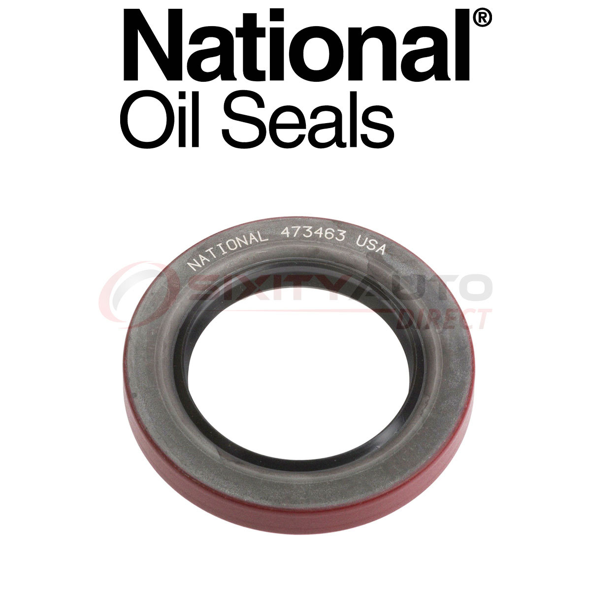 Transfer Case Output Shaft Seal fits 2003-2014 Nissan Murano  NATIONAL SEALS