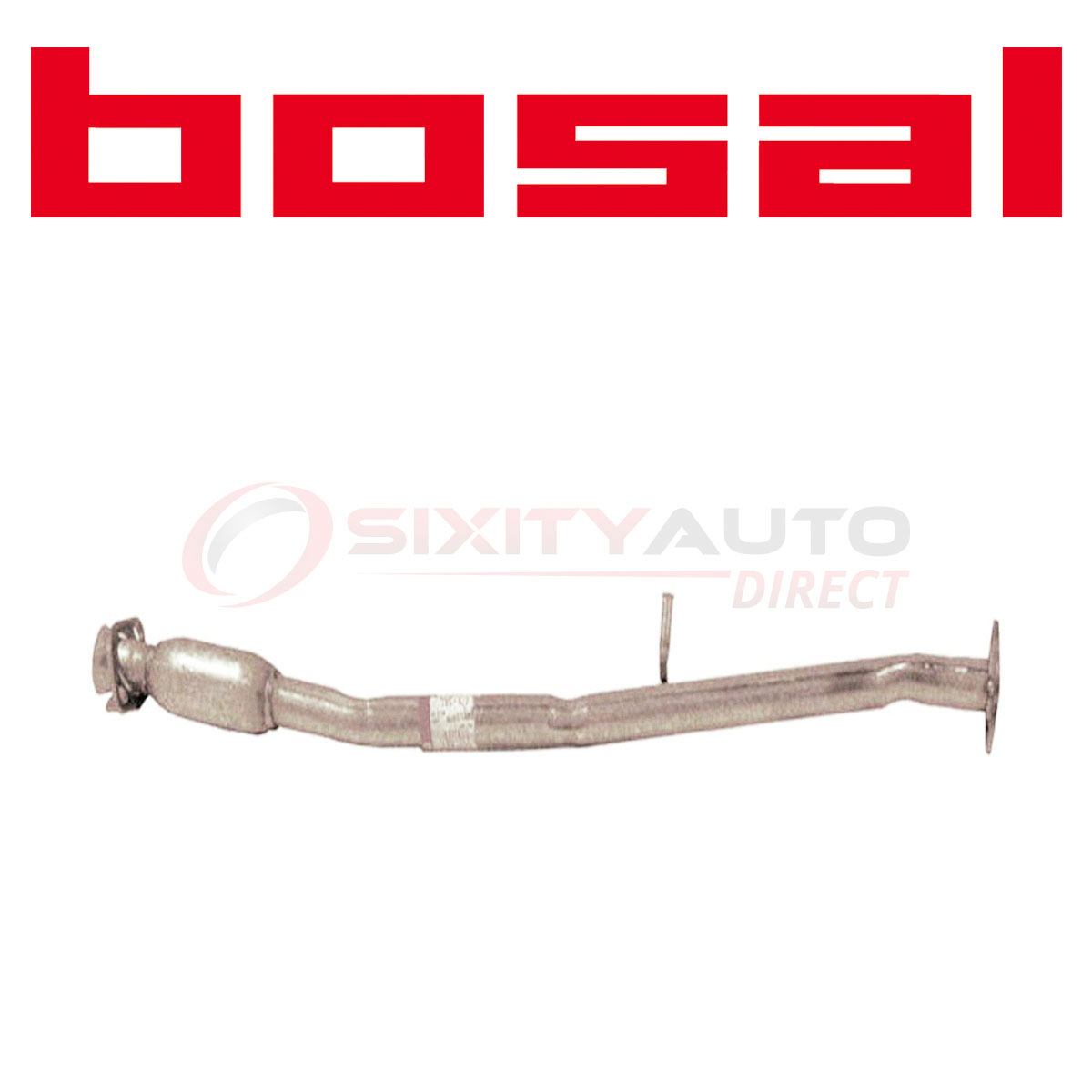 Exhaust Resonator Pipe Fits 1999-2002 Subaru Forester