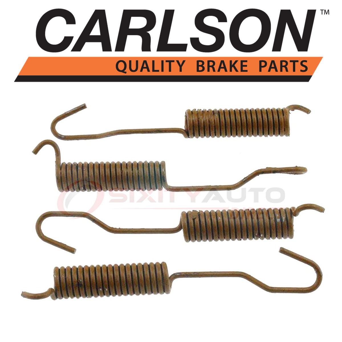Carlson Quality Brake Parts H358 Brake Return Spring