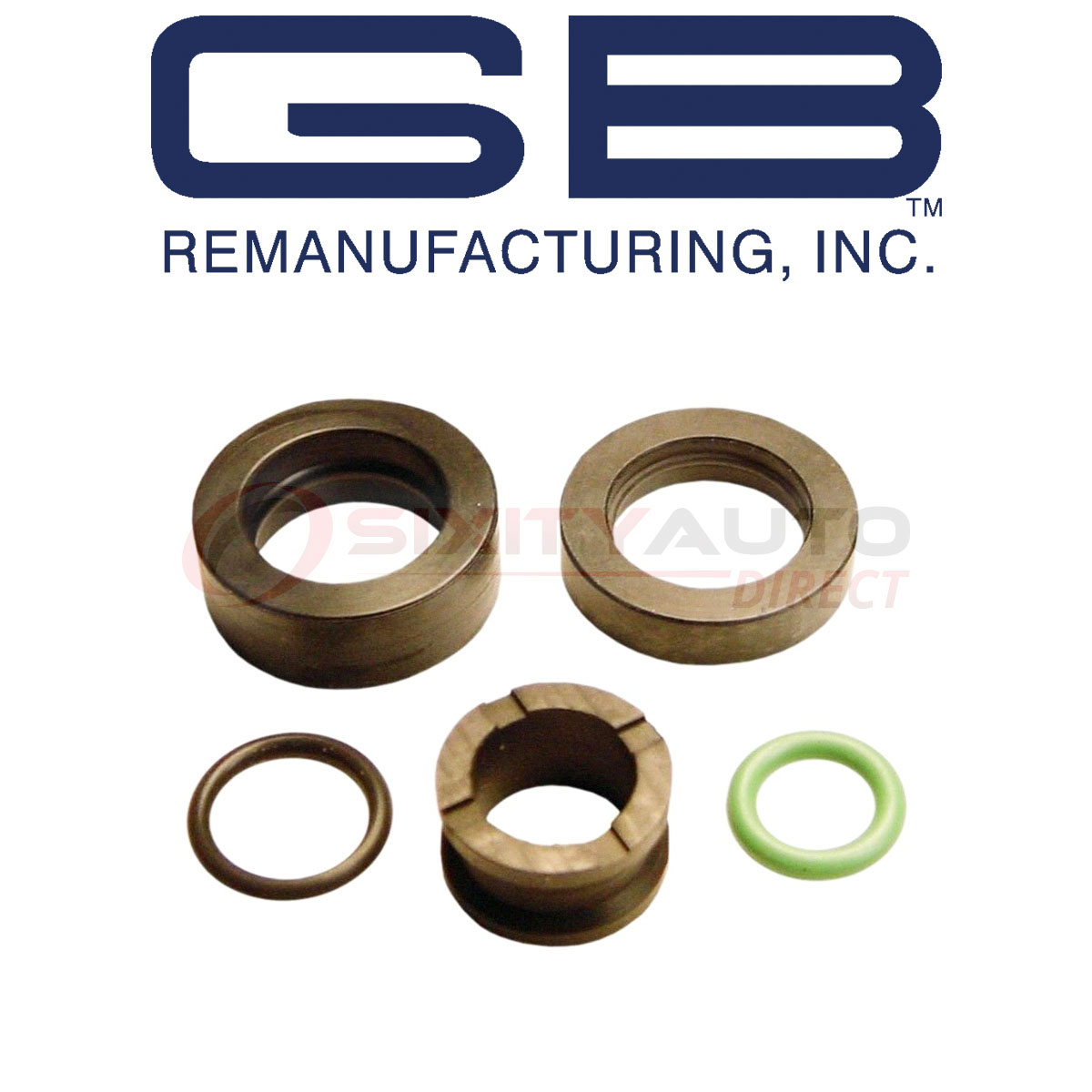 GB Fuel Injector Seal Kit For 1986-1995 Acura Legend 2.5L