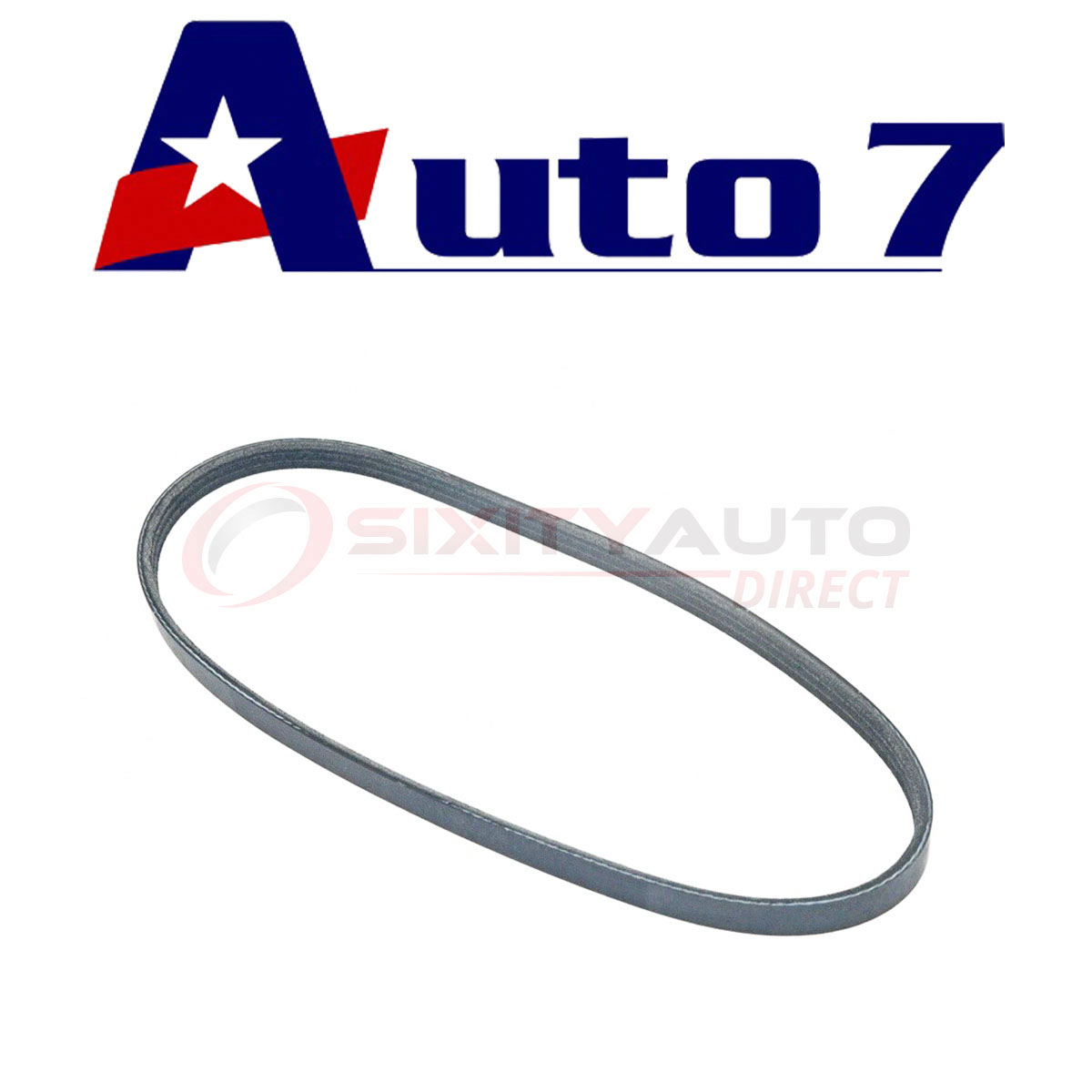 Auto 7 301-1147 Power Steering Pump Belt