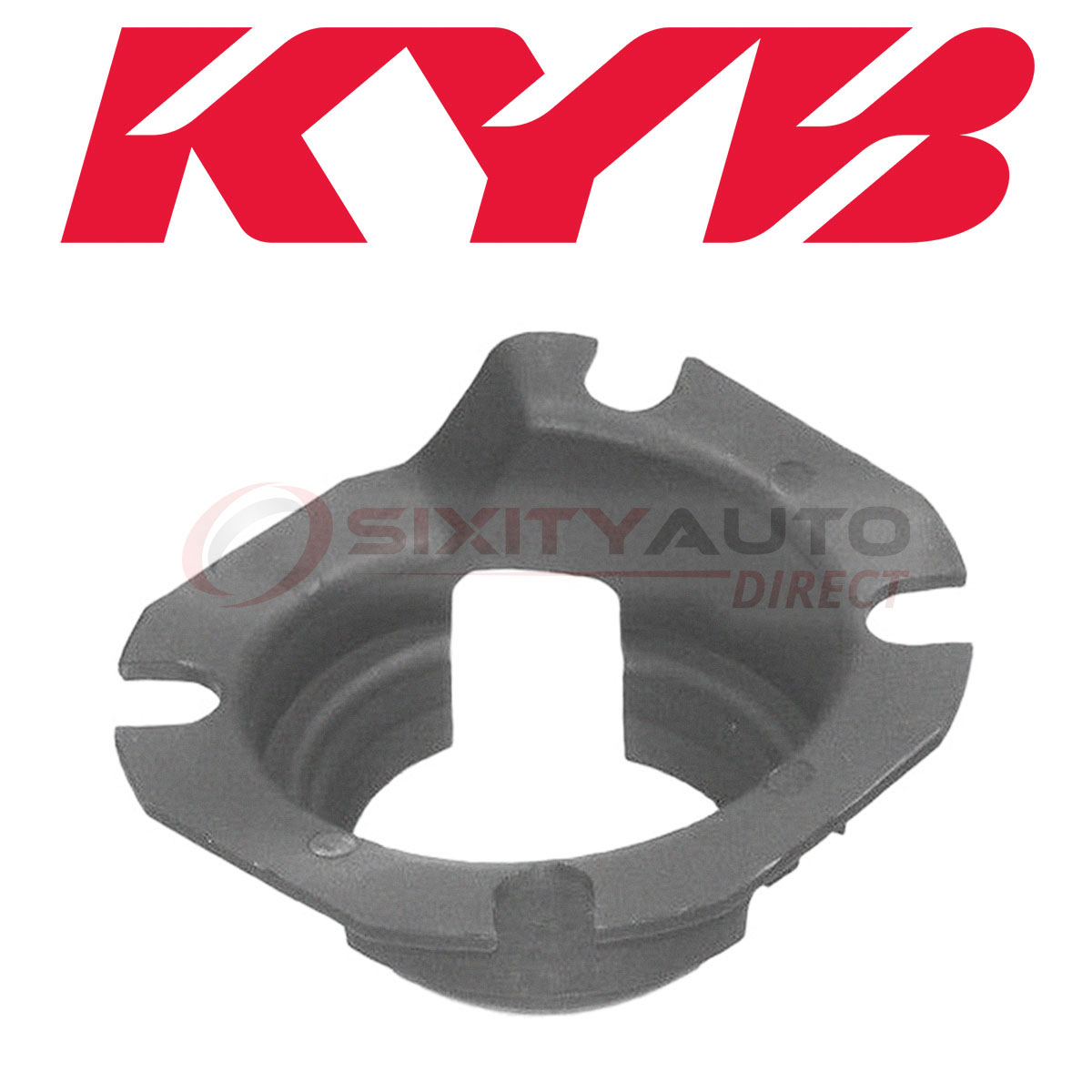 KYB Coil Spring Insulator For 2004-2014 Acura TSX 2.4L 3
