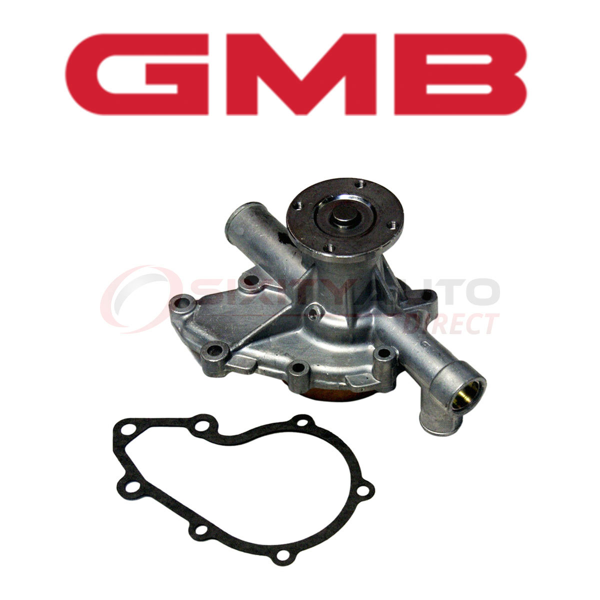 Gmb Water Pump For 1977-1983 Bmw 320i 1 8l 2 0l L4