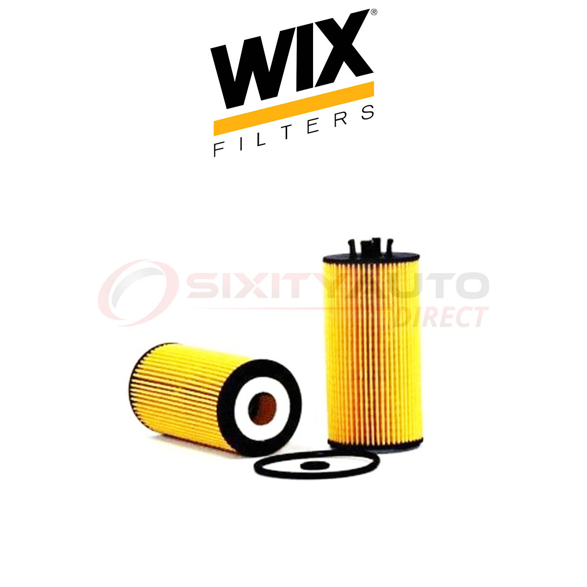 WIX Engine Oil Filter For 2003-2004 Cadillac CTS 3.2L V6