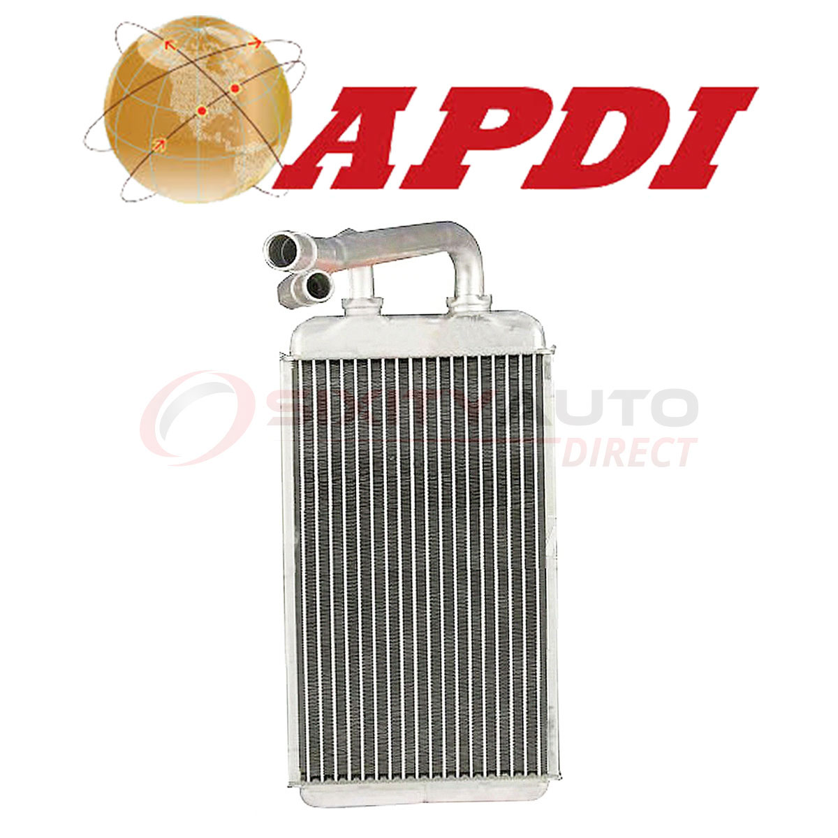 Apdi Hvac Heater Core For 2004-2008 Pontiac Grand Prix 3 8l 5 3l V6 V8