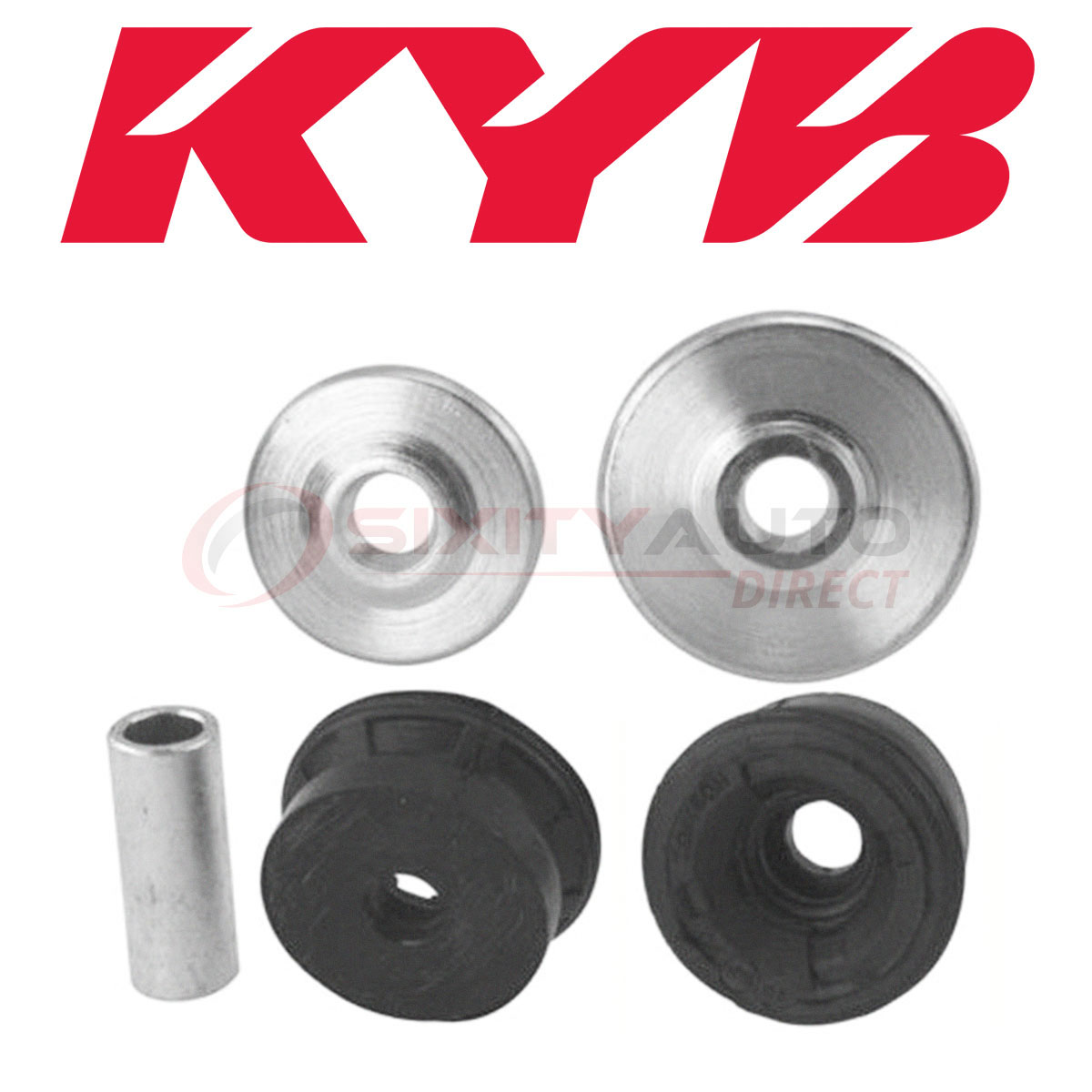 KYB Suspension Strut Mount Components For 2009 Acura TL 3