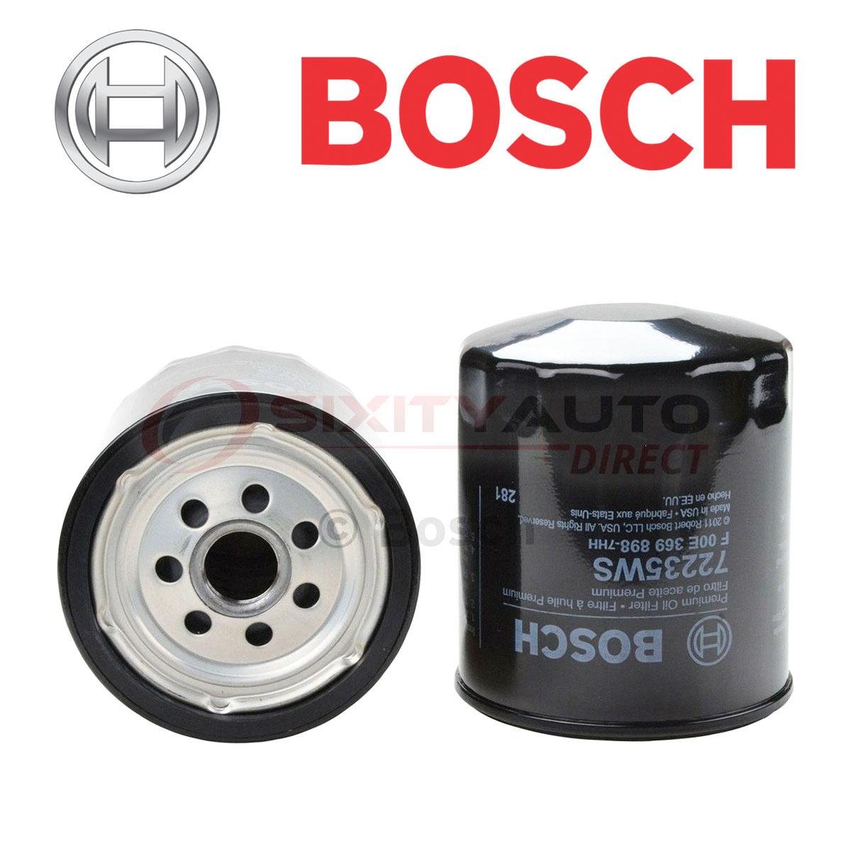 Bosch 72235WS Workshop Oil Filter