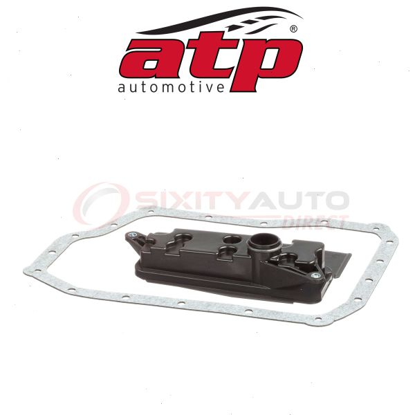 Fluid xj ATP Automatic Transmission Filter Kit for 2007-2017 Toyota Camry