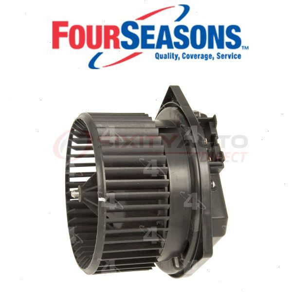 Four Seasons Hvac Blower Motor For 2003-2008 Infiniti G35