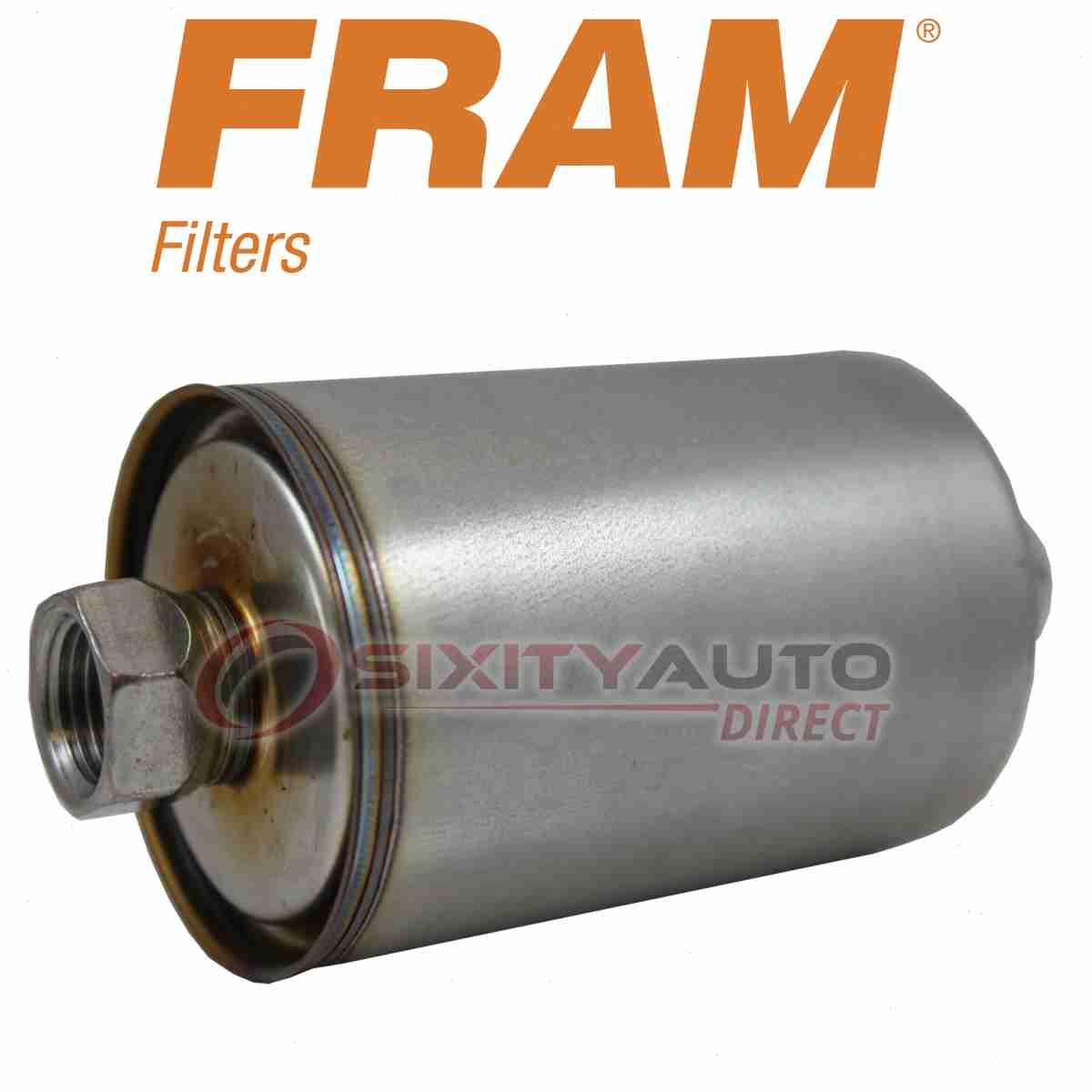FRAM Fuel Filter for 2000-2003 GMC Yukon XL 1500 5.3L V8 - Gas Pump Line  Air xv   eBayeBay