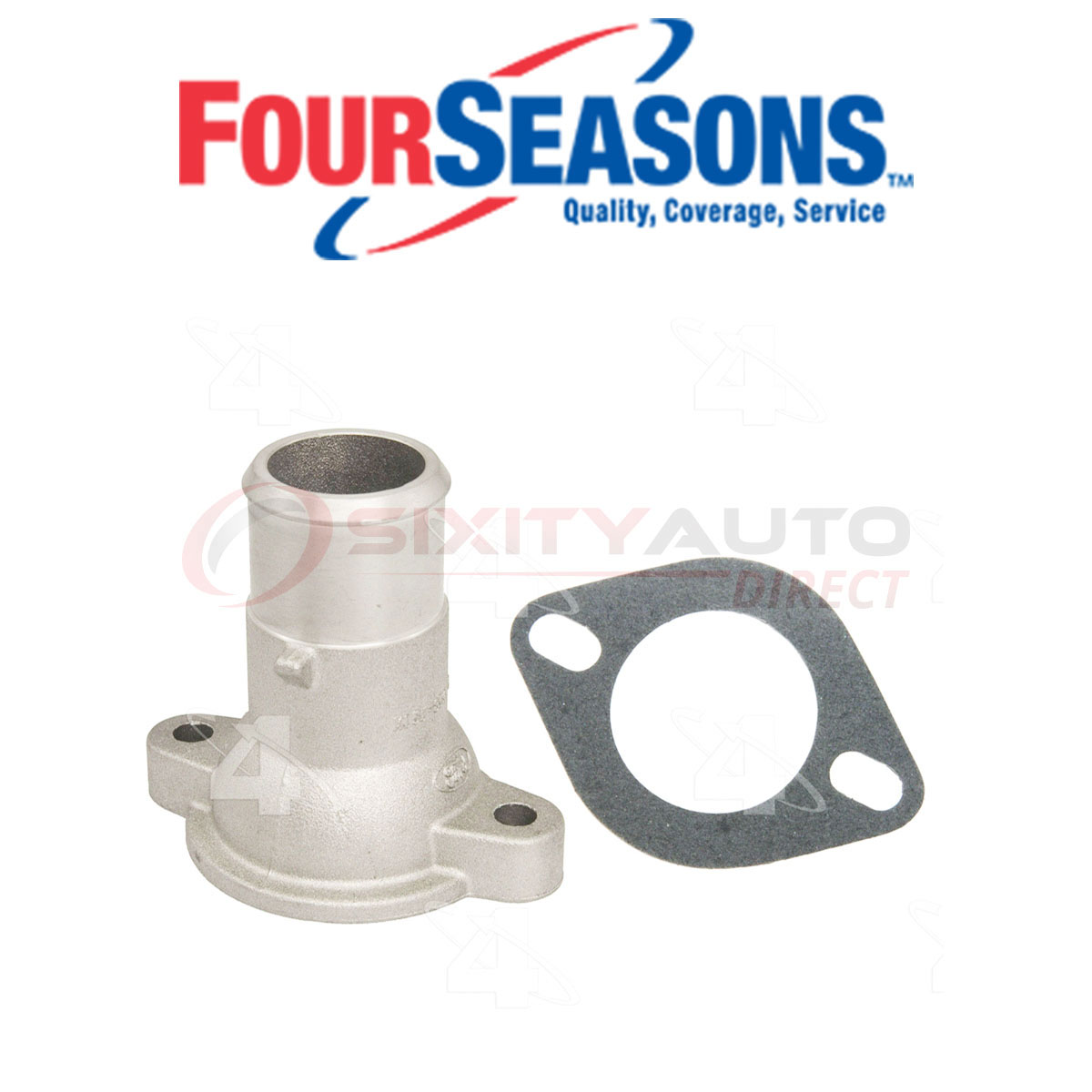 Four Seasons Coolant Water Outlet for 1994-1998 Mercury Villager 3.0L V6 cw