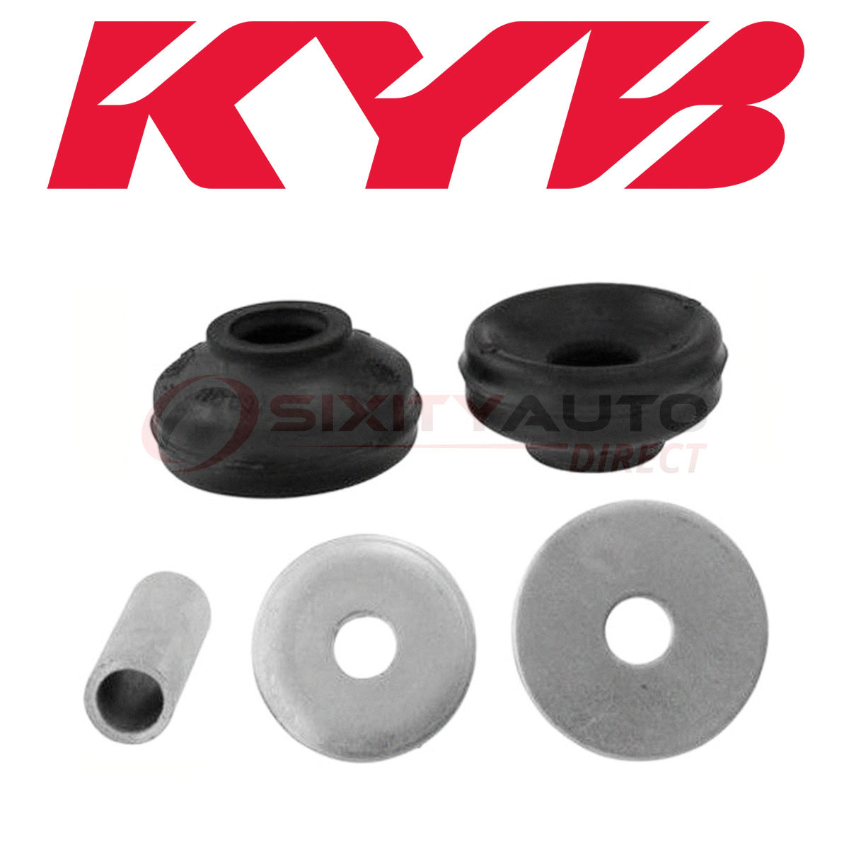 KYB Suspension Strut Mount Components For 1997-2003 Acura