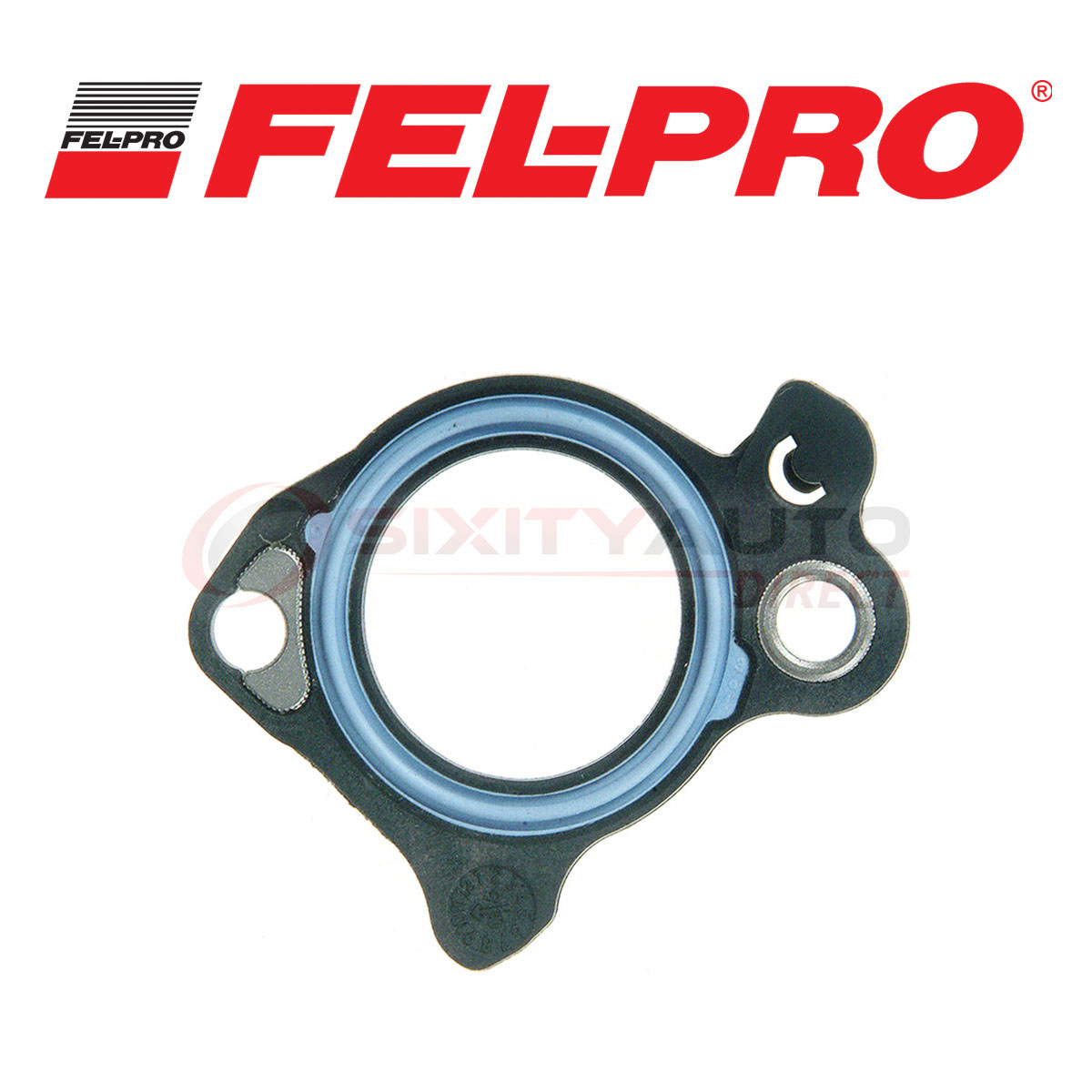 Engine Coolant Crossover Pipe Gasket Left FEL-PRO 35958