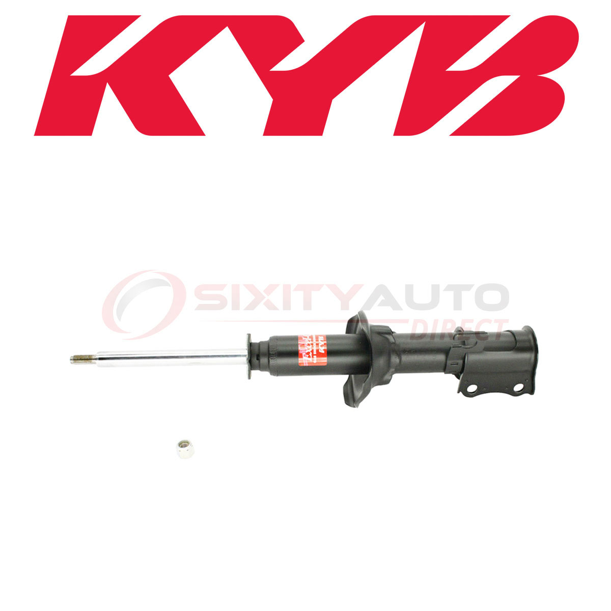 Fits Ford Festiva 1.3L l4 GAS Front Left Shock Absorber KYB Excel-G 232022
