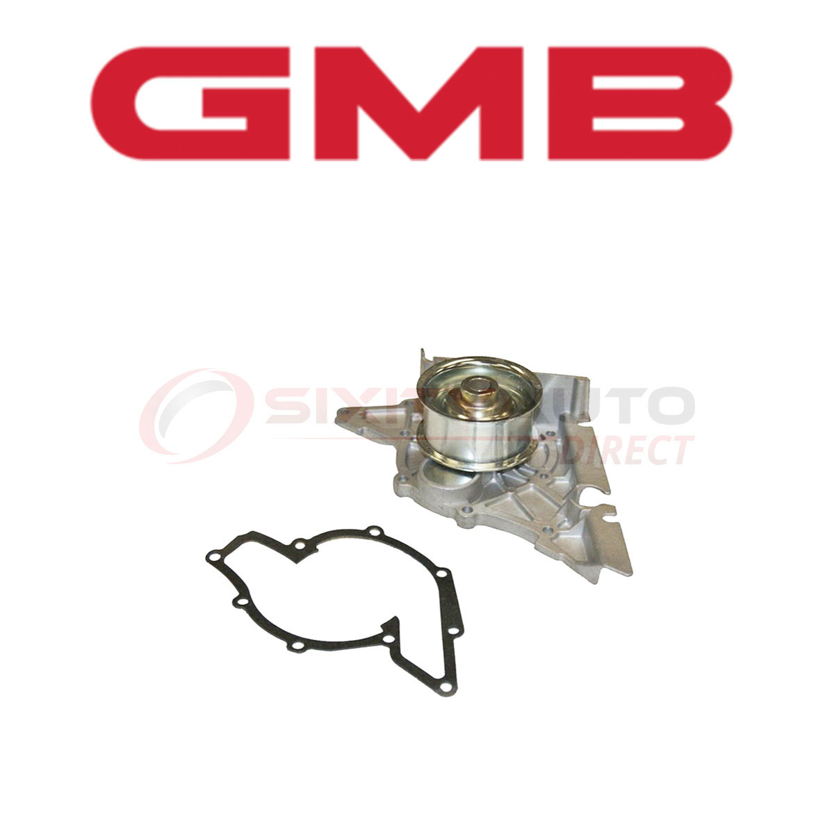 Gmb Water Pump For 1996-2001 Audi A6 2 8l V6