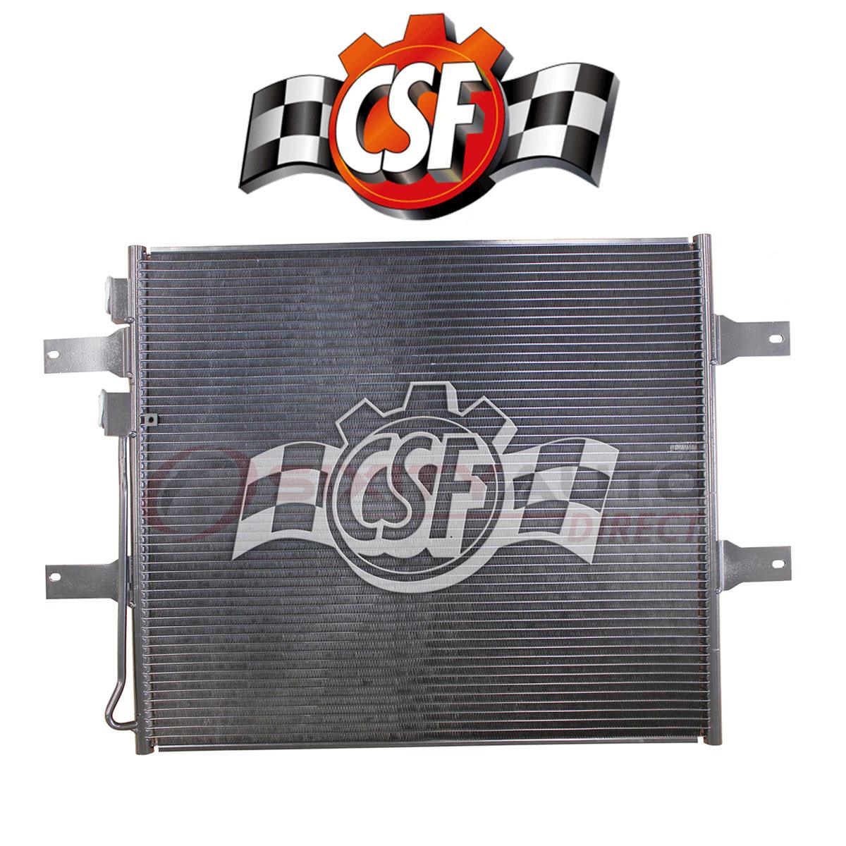 A//C Condenser-Aluminum Parallel Flow CSF 10540