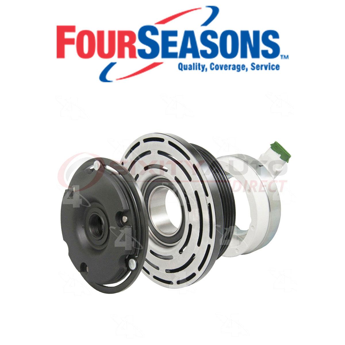 Four Seasons A//C Compressor Clutch Assembly for 1997-2003 Chevrolet Malibu lu