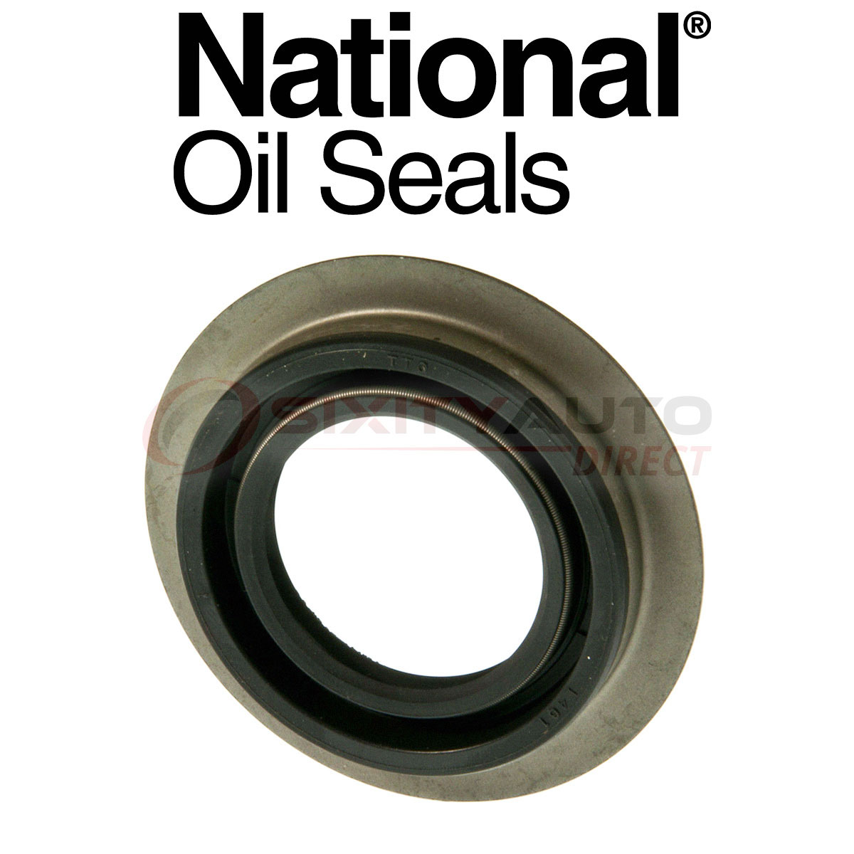 National Manual Trans Output Shaft Seal For 2004-2008