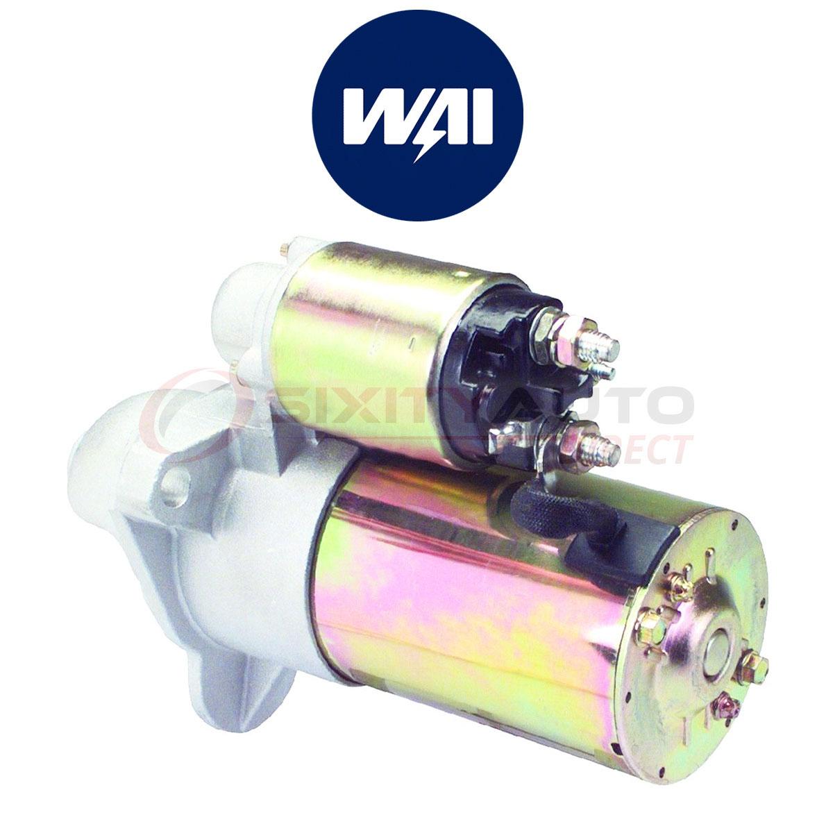 Starter Motor Power Select 17845N