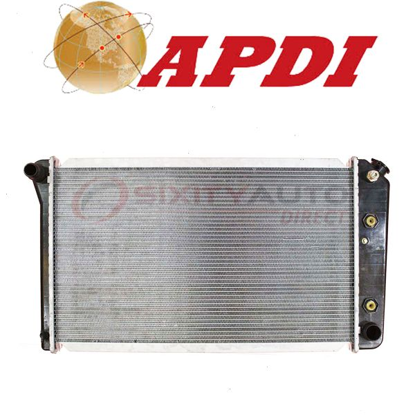 APDI Radiator for 1981-1986 Chevrolet C10 Suburban Cooler Cooling er
