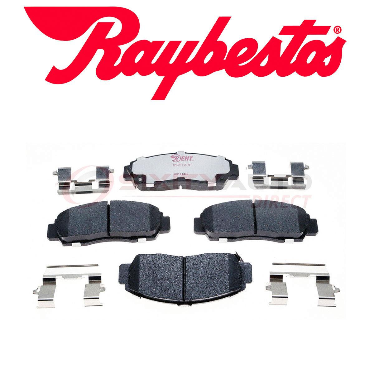 Raybestos Hybrid Technology Disc Brake Pads For 2002-2003