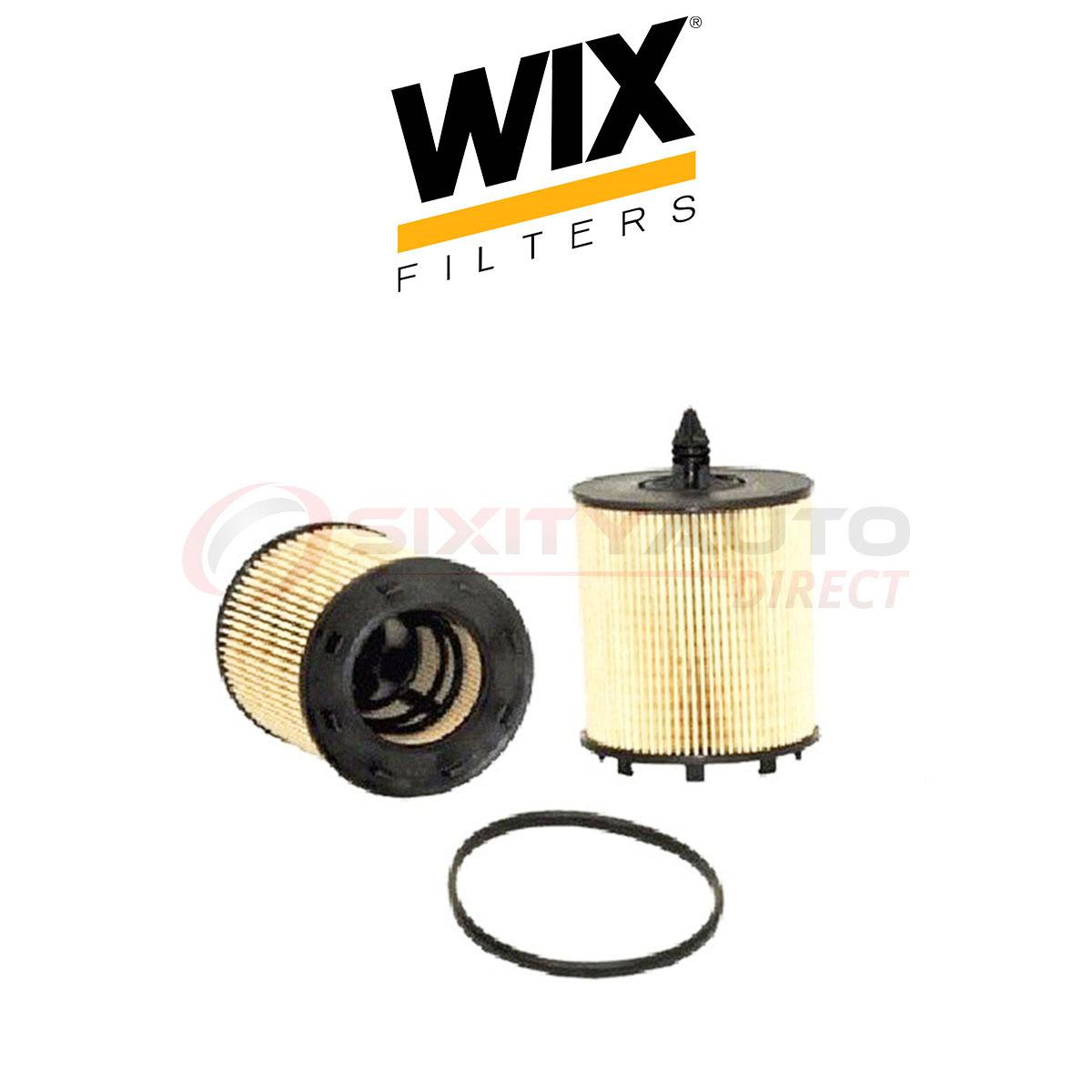 Wix Engine Oil Filter For 2002-2004 Oldsmobile Alero 2 2l L4