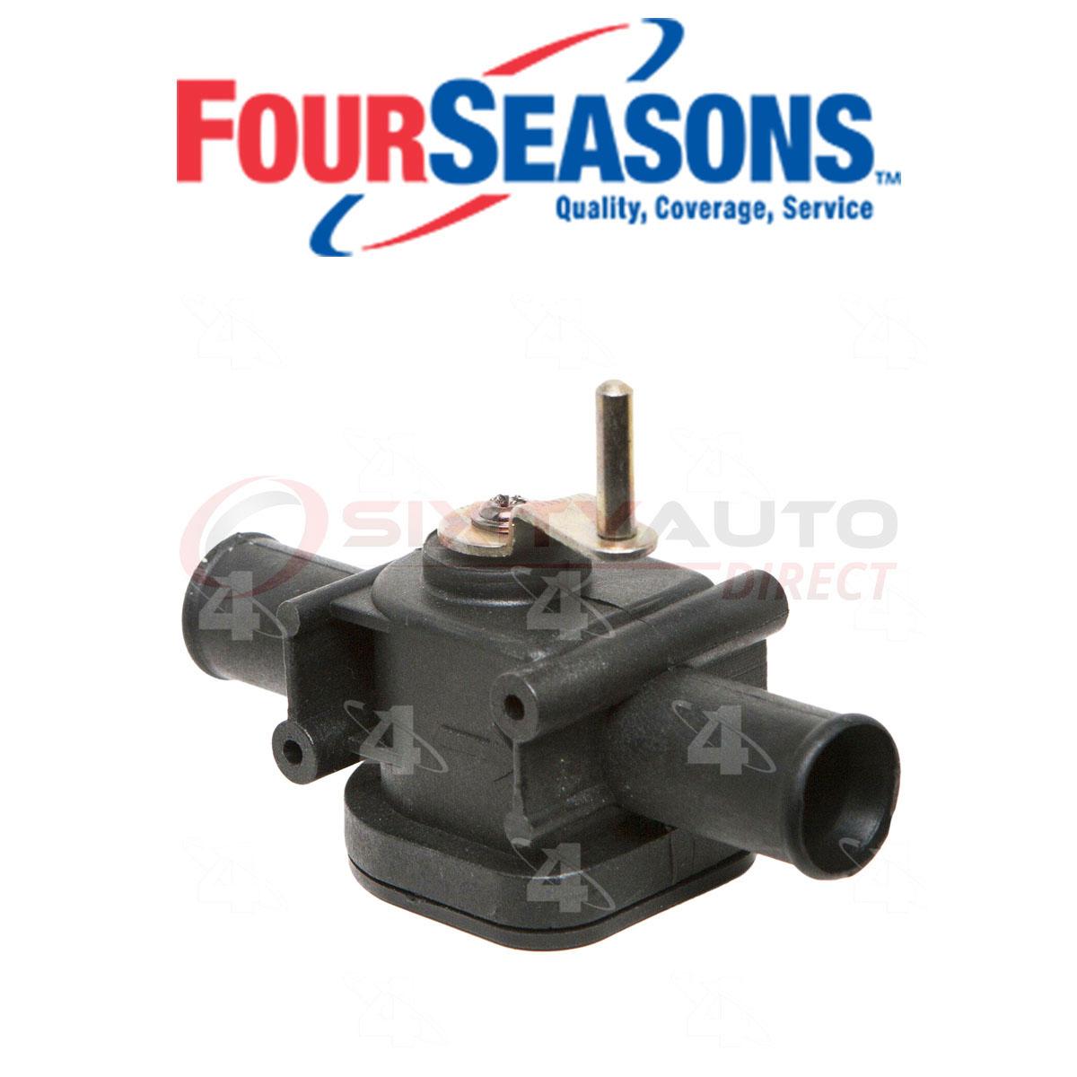 Four Seasons HVAC Heater Control Valve For 2004-2010 Acura