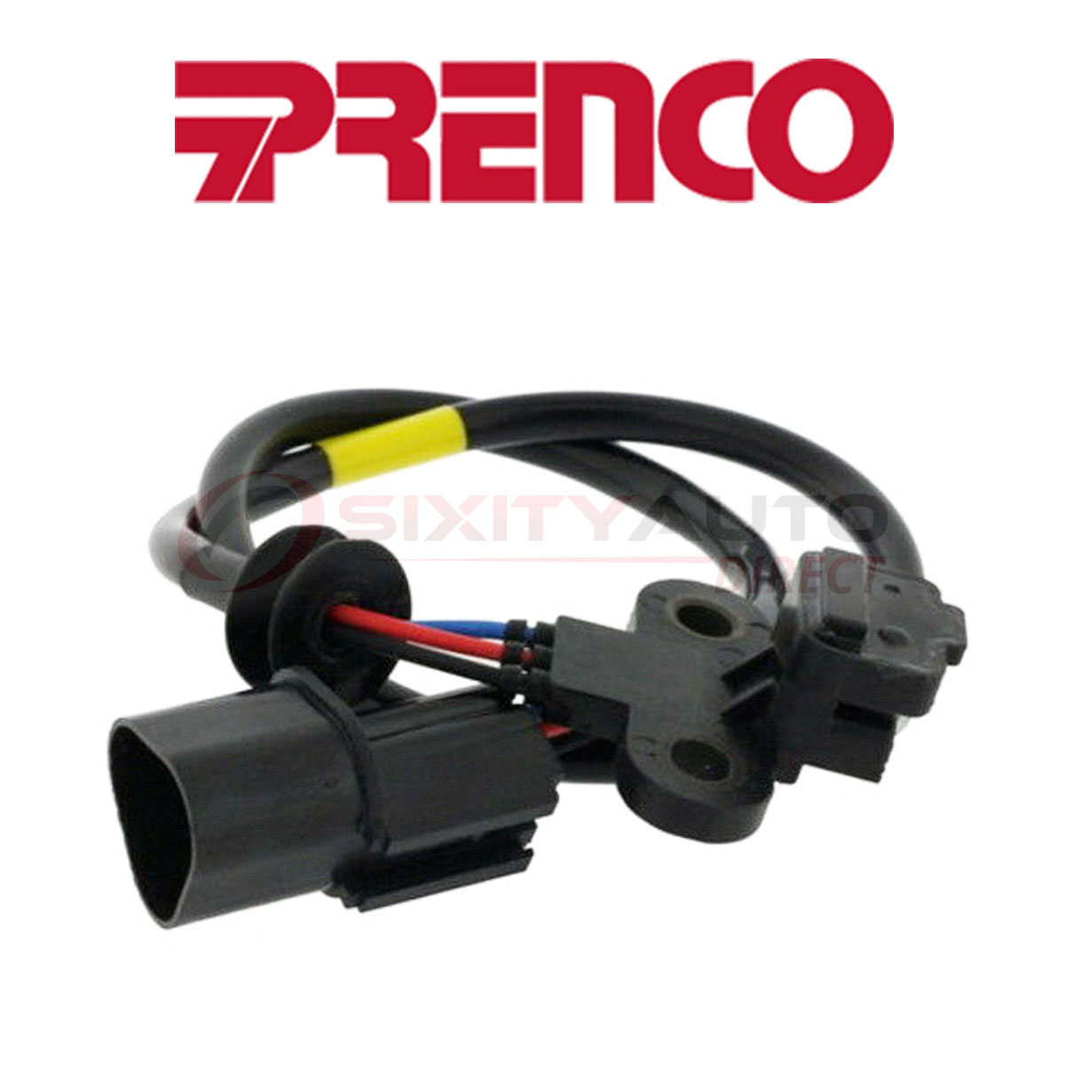 Prenco Crankshaft Position Sensor For 1997