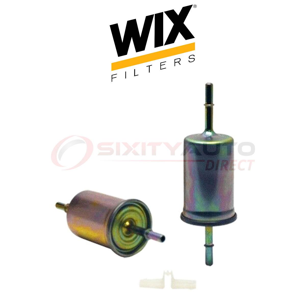 WIX Fuel Filter for 1999-2003 Ford Windstar 3.0L 3.8L V6 - Gas Filtration  um | eBayeBay