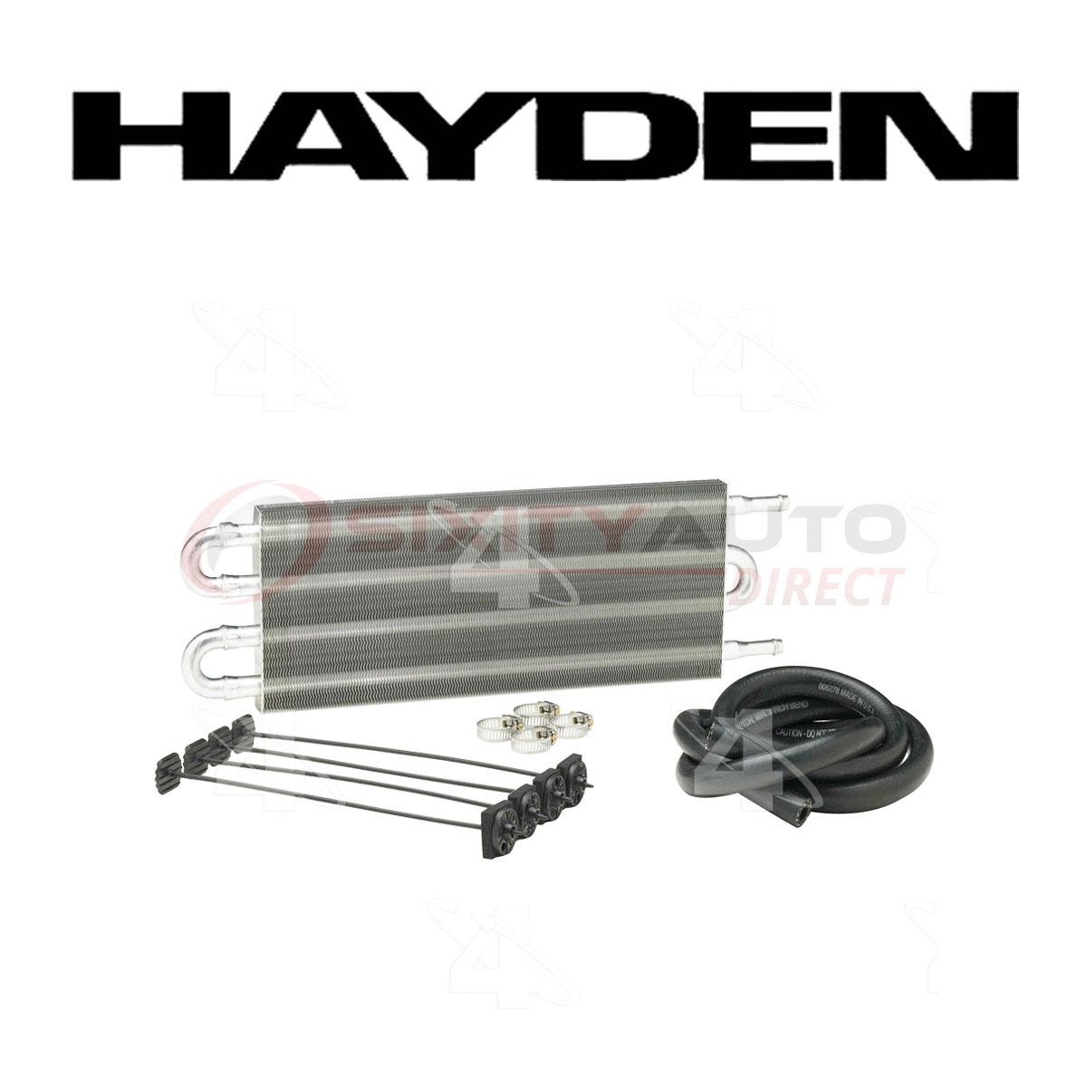 Hayden Transmission Oil Cooler For 2006-2007 Cadillac DTS
