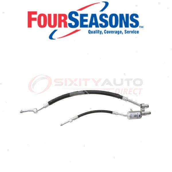 Four Seasons AC Refrigerant Discharge Suction Hose for 2000-2001 Dodge sh