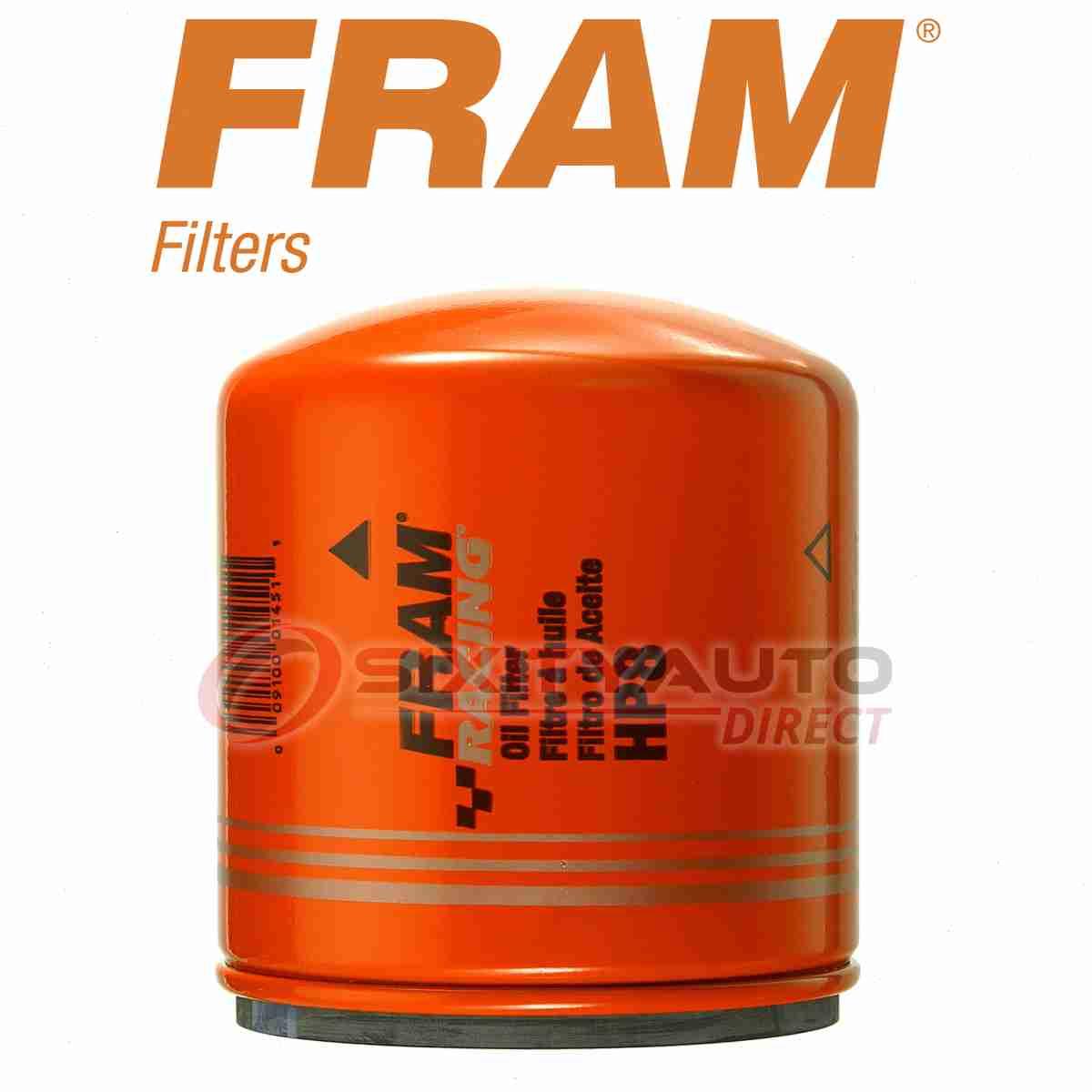 Premium Oil Filter for Chevrolet Corvette 6.0L /& 6.2L /& 7.0L Engine 2006-2015