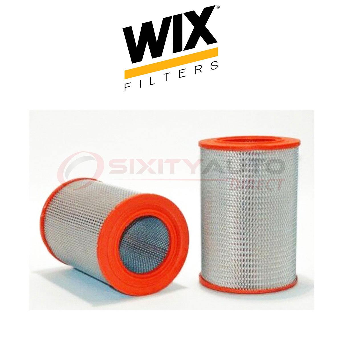 Filtration System dm WIX Air Filter for 2004 Chevrolet Venture 3.4L V6