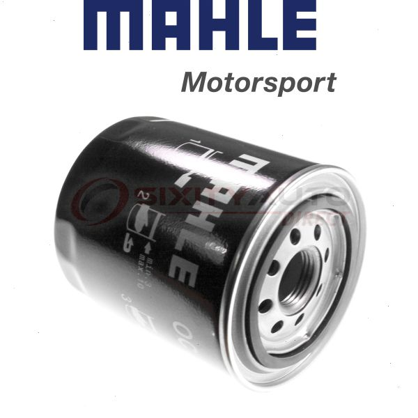 Filters Oil Filters MAHLE Engine Oil Filter for 2010-2016 Mercedes ...