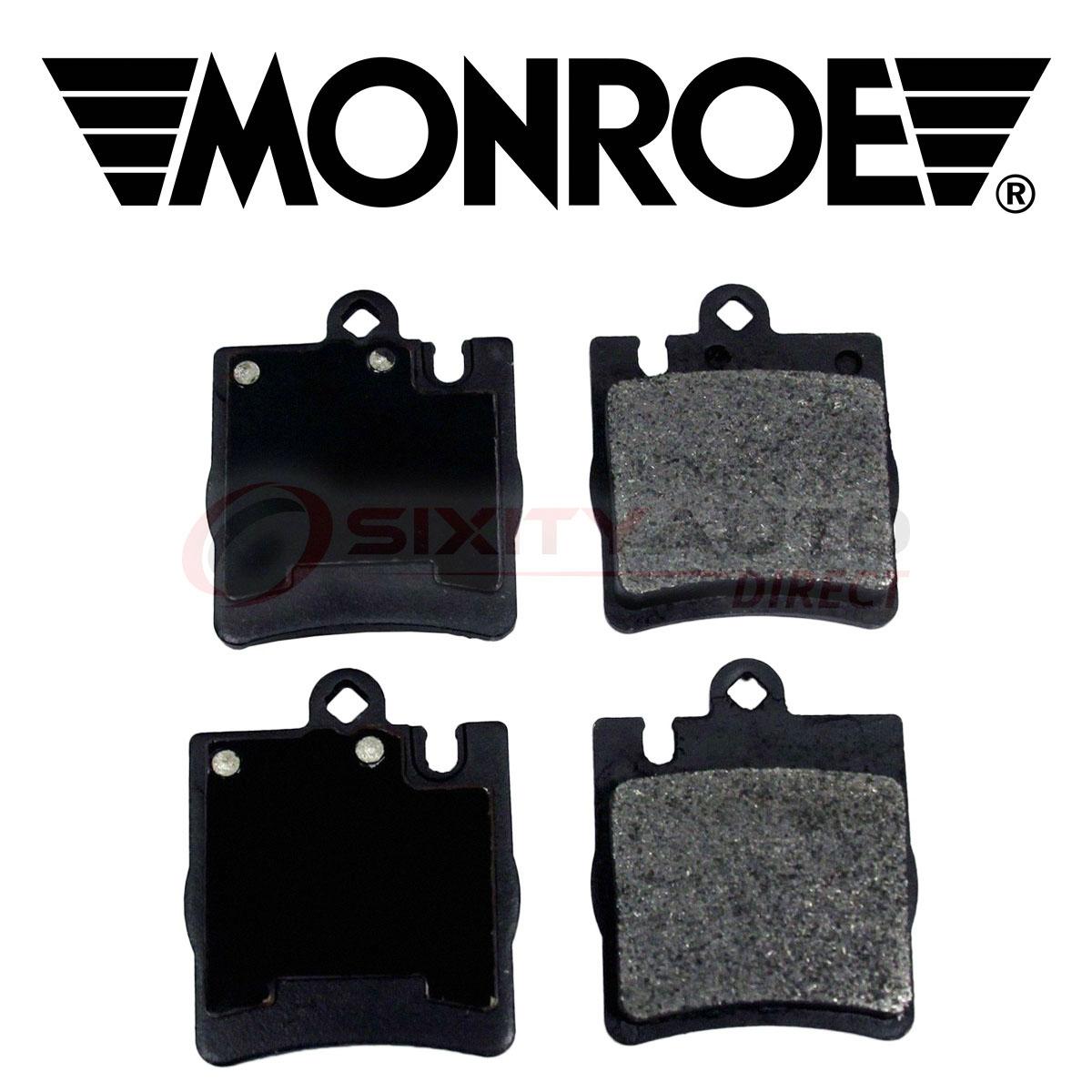 Monroe FX623 ProSolution Semi-Metallic Brake Pad