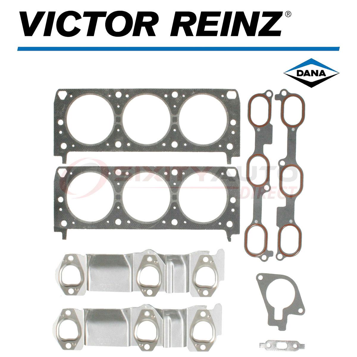 Victor Reinz Cylinder Head Gasket Set For 2000