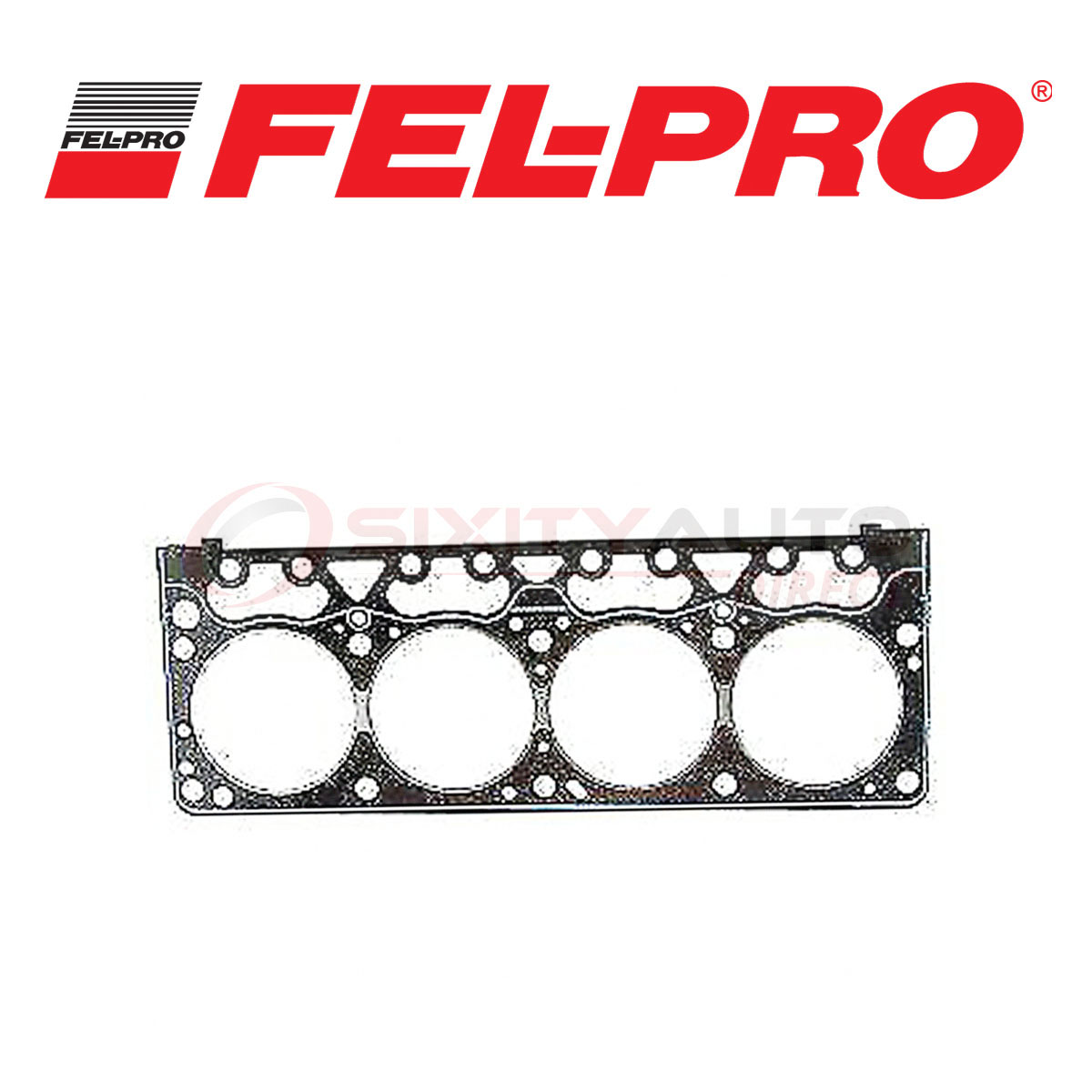 Fel Pro Cylinder Head Gasket For 1991