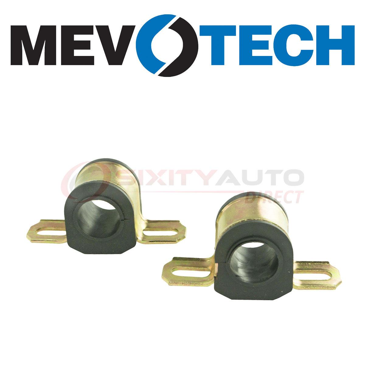 Mevotech Front To Frame Stabilizer Bar Bushing Kit for 1975-1986 Chevrolet am