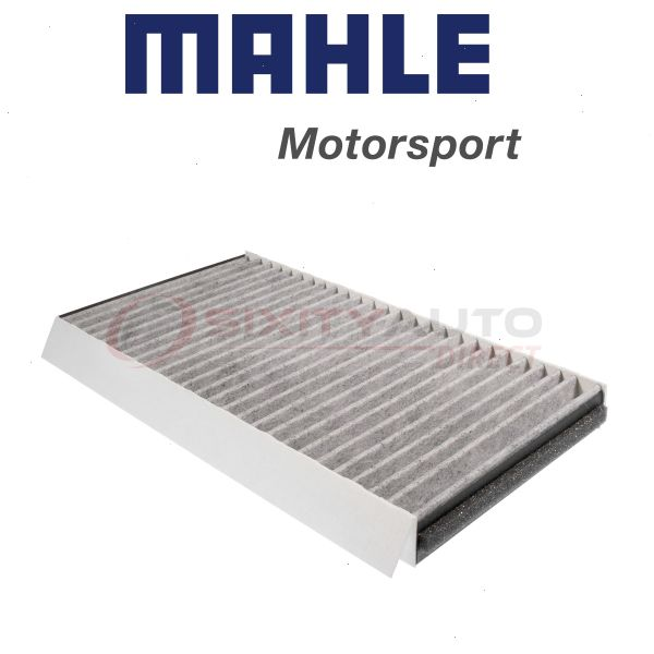 HVAC Heating Ventilation lx MAHLE Cabin Air Filter for 1991-1997 BMW 318is