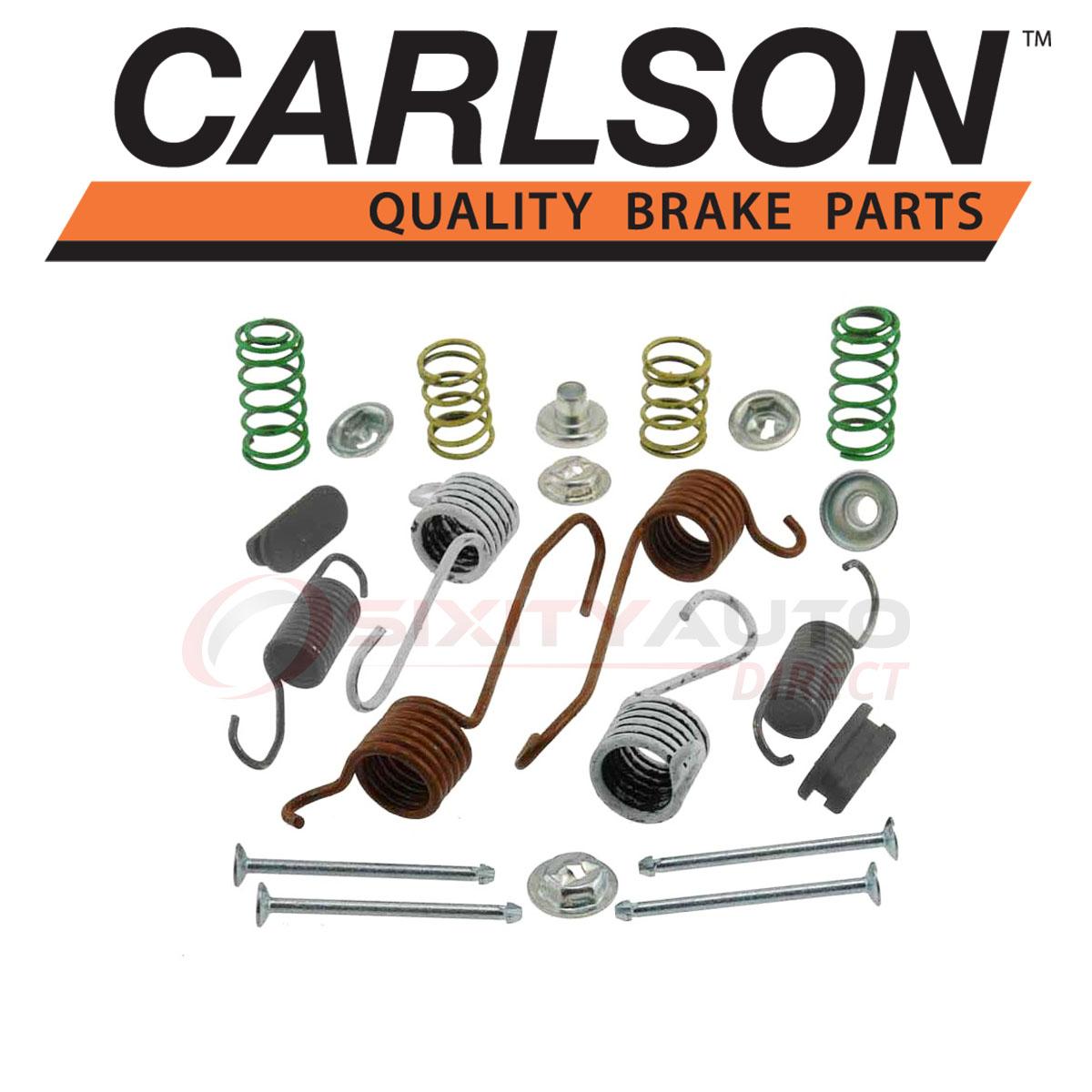 Drum Brake Hardware Kit-Drum Rear Carlson H7288