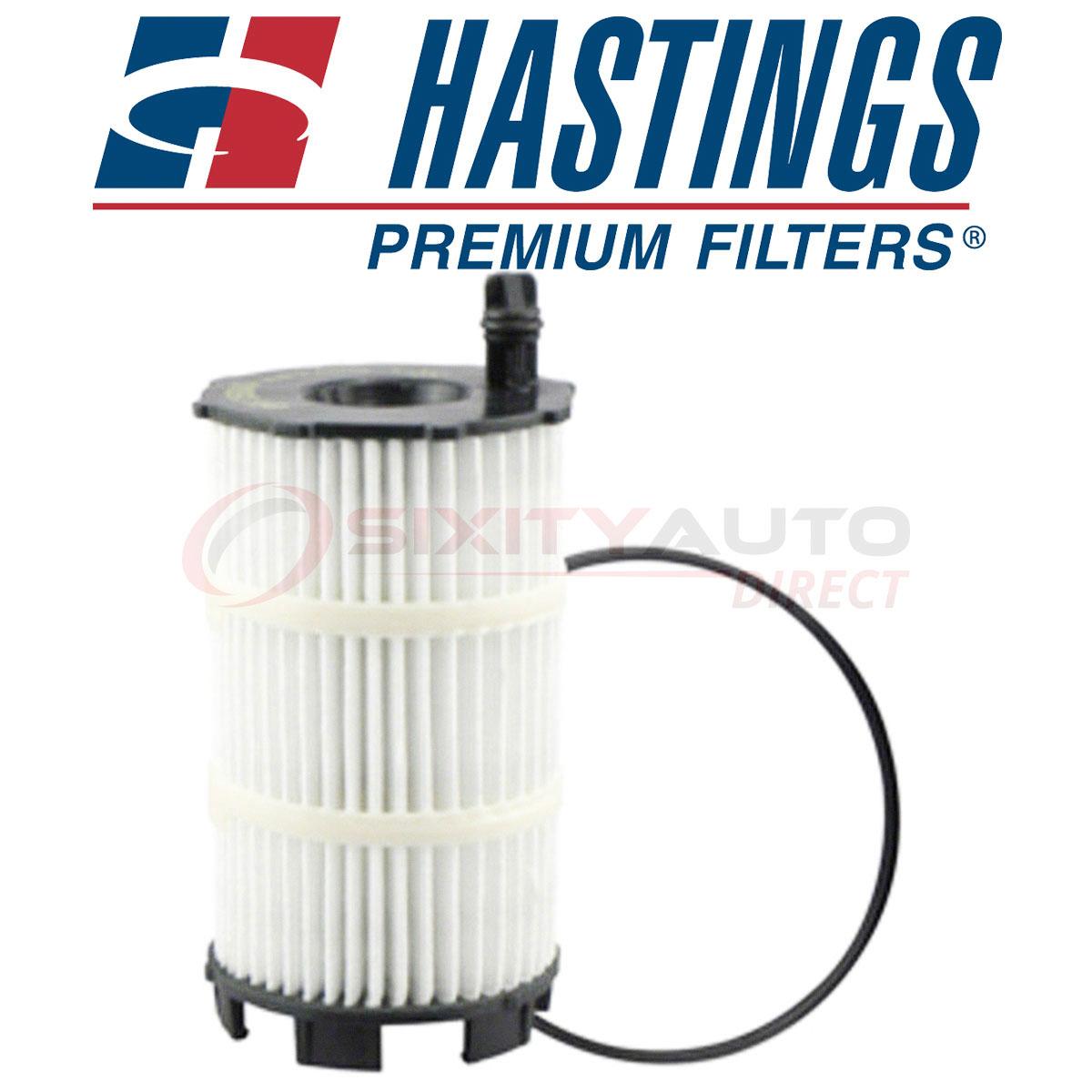 Hastings Engine Oil Filter For 2008-2017 Audi R8 4.2L 5.2L