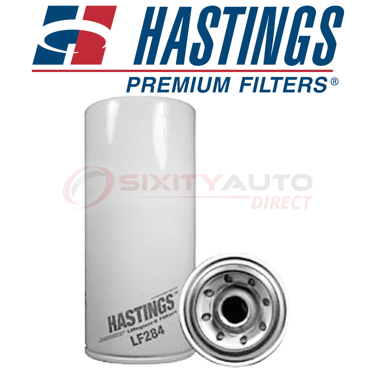 Engine Oil Filter Hastings LF284