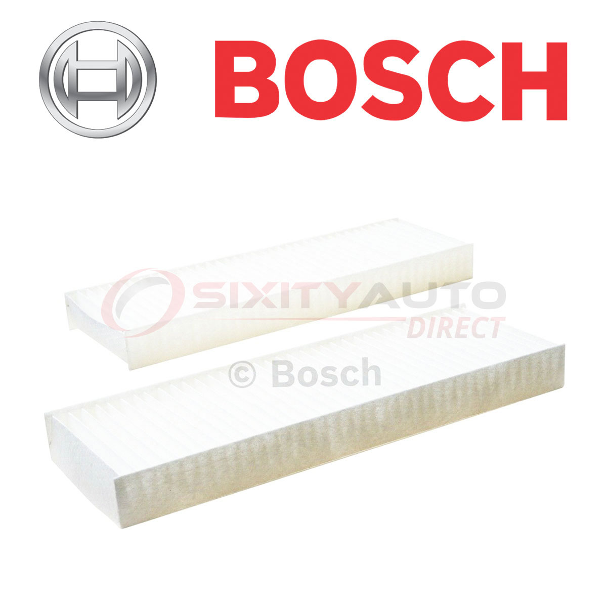 Bosch Cabin Air Filter For 1999-2003 Acura TL 3.2L V6