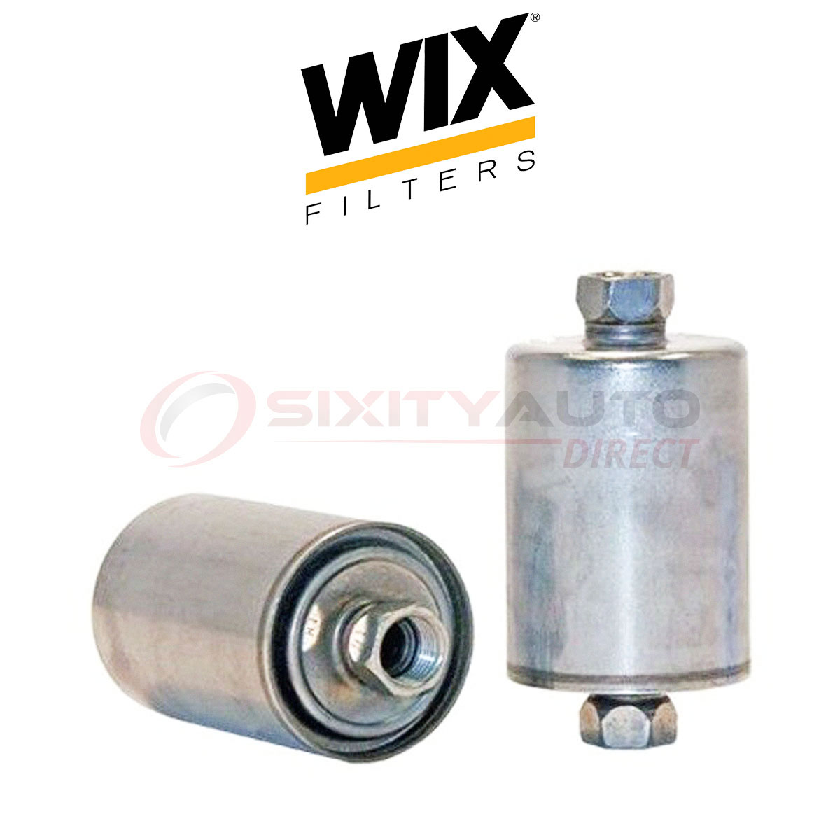 WIX Fuel Filter for 4000 4000 Chevrolet Silverado 4000 400.400L 400.40L ...