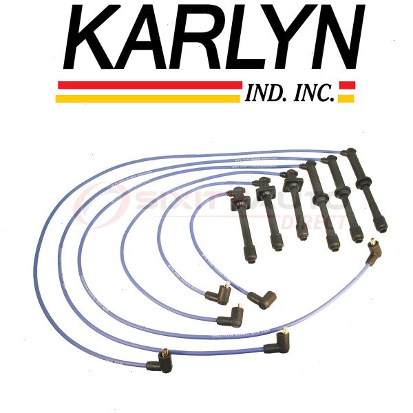 Karlyn Spark Plug Wire Set For 1996